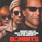 Bandits SingleSided Original Movie Poster 27x40 inches