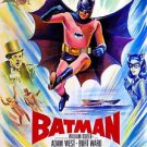 Batman  Adam West  Movie Poster 13x19 inches