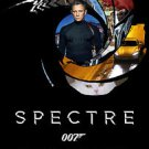 Spectre Style G Movie Poster 13x19 inches