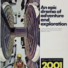 2001 : Space Odyssey Style y Poster 13x19