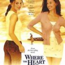 Where the Heart Is  Double Sided Original Movie Poster 27x40 inches