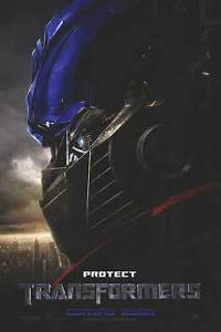 Transformers Protect Coming Soon Double Sided Original Movie Poster 27x40