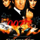 Golden Eye Movie Poster Style A 13x19