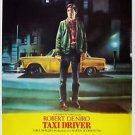 Taxi Driver  Style A  Poster 13x19 inches