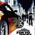Fast and Furious Tokyo Drift  Movie Poster 13x19 inches