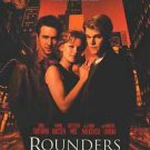 Rounders Single Sided Original Movie Poster 27x40 inches