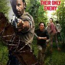 Walking Dead Style E Tv Show Poster 13x19 inches