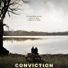 Conviction Double Sided Original Movie Poster 27x40 inches