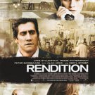 Rendition Double Sided Original Movie Poster 27x40 inches