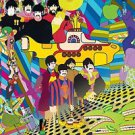 Beatles Yellow Submarine Style D   Poster 13x19 inches