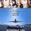 Pushing Tin Original Movie Poster Double Sided 27x40 inches