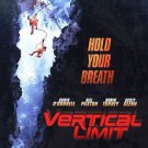 Vertical Limit Single  Sided Original Movie Poster 27x40