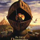 Tale of Despereaux Original Movie Poster Double Sided 27X40