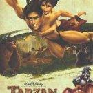 Tarzan Style D Intl Original Movie Poster Double Sided 27X40