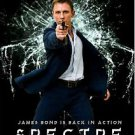 Spectre Style A Movie Poster 13x19 inches