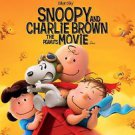 Peanuts the Movie Version B  Poster  13x19