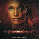 Species II Single Sided Original Movie Poster 27x40 inches