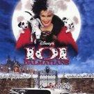 101 Dalmatians regular Orig Movie Poster Double Side 27x40