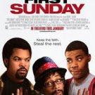 First Sunday Single Sided Original Movie Poster 27x40 inches
