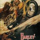 Harley Davidson Style S Poster 13x19
