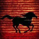 Spirit:Stallion of the Cimarron (Red) Orig Movie Poster Dbl Sided 27x40 inches