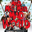 Barrie Chase Dick Shawn Mad Mad World  Poster Version c 13x19 inches