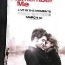 Remember Me Original Movie Poster Single Sided 27x40 inches