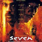 Seven 1995 Style C Movie Poster 13x19 inches