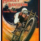 Harley Davidson Style e Poster 13x19