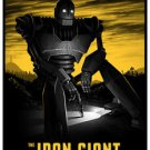 Iron Giants Poster Style B 13x19 inches