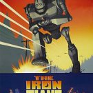 Iron Giants Poster Style A 13x19 inches