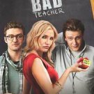 Bad Teacher Intl Double Sided Original Movie Poster 27x40 inches