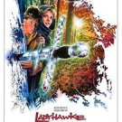 Lady Hawke Style D Movie Poster  13x19