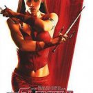 Elektra Single Sided Original Movie Poster 27x40  inches