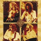 Led Zeppelin  Style A   Poster 13x19 inches