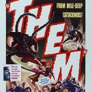 Them Movie Poster 13x19 inches