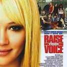 Raise Your Voice Double Sided Original Movie Poster 27x40 inches
