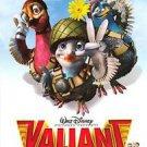 Valiant Regular Two Sided Original Movie Poster 27x40