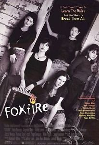 Foxfire Single Sided Original Movie Poster 27x40 inches