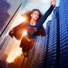 Supergirl Tv Show  Poster Style h 13x19 inches