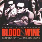 Blood and Wine Single Sided Original Movie Poster 27x40 inches