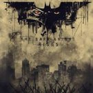 Batman Dark Knight Rises Style C Movie Poster 13x19 inches
