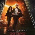 Inferno Intl Double Sided Original Movie Poster 27x40