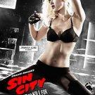 Sin City Jessica Alba Movie Poster 13x19 inches