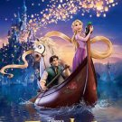 Tangled Movie Poster 13x19