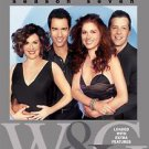 Will & Grace Tv Show Poster Style F 13x19