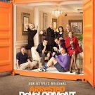 Arrested Development  Style F Tv Show Poster  13x19