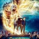 Goosebumps Original Movie Poster Double Sided 27x40