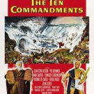 Ten Commandments Style A Poster 13x19 inches