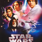 Star Wars Dvd Collection Style B Original Movie Poster Single Sided 27x40 inches